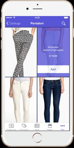 Tekio App loyalty, la fidelity per il retail innovativo, mobile e omnicanale per tablet e smartphone