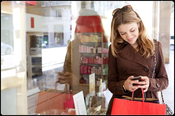 App negozio per la fidelizzazione del cliente retail